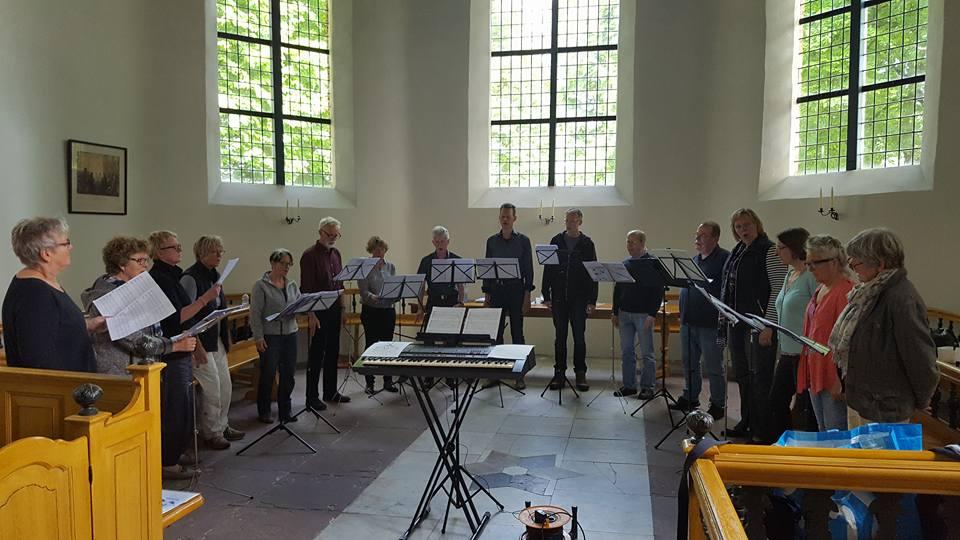 In de Martinuskerk van Middelbert