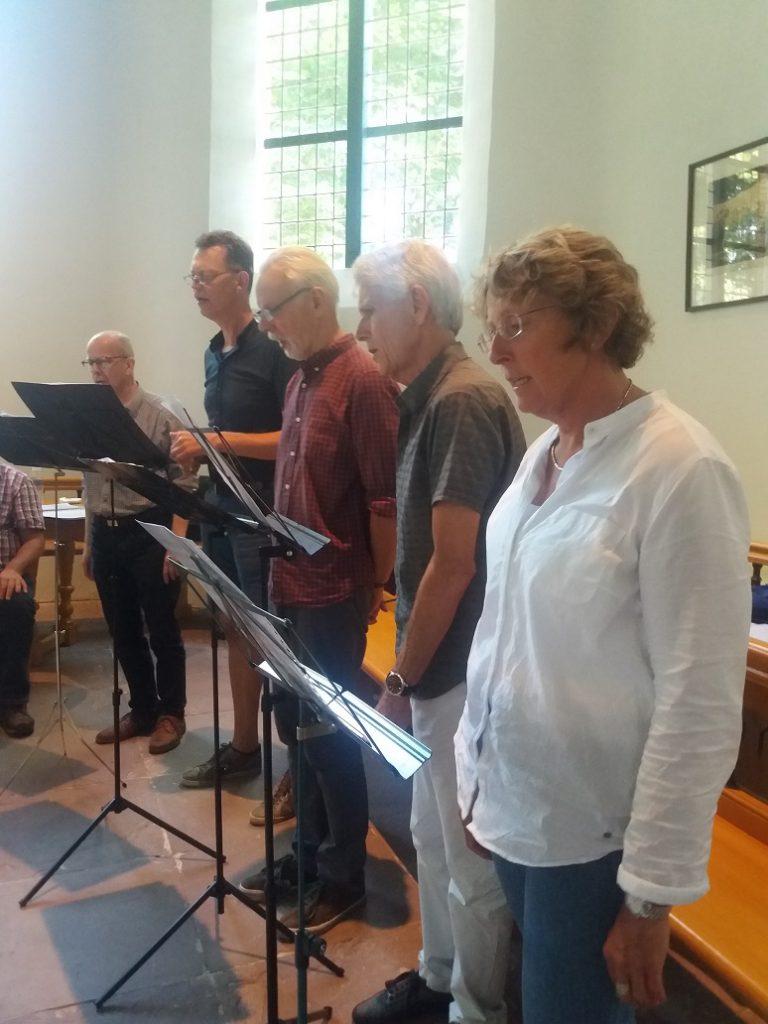 tenoren - baritons